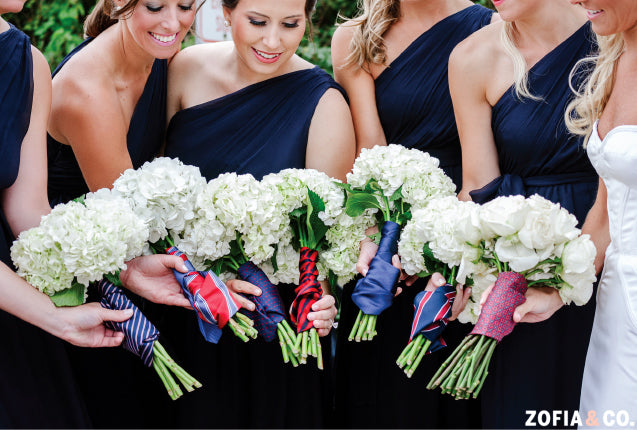 Navy Nautical Wedding