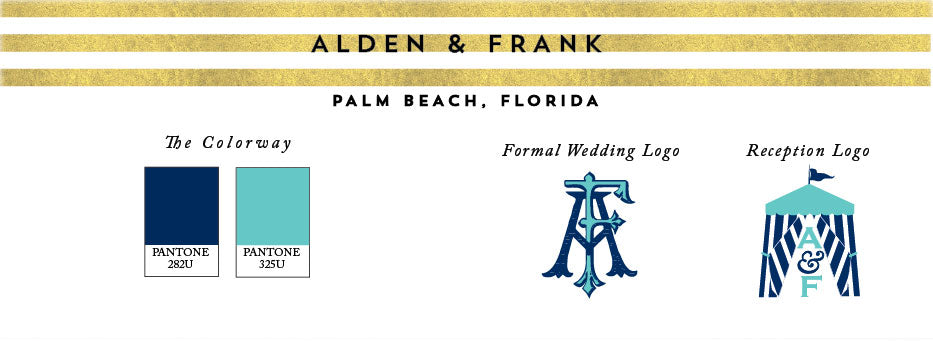 Palm Beach Wedding Logo