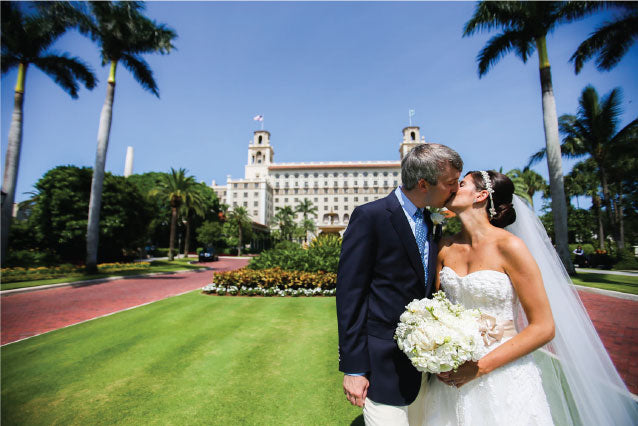 Preppy Wedding | The Breakers
