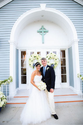 Royal Poinciana Chapel Wedding
