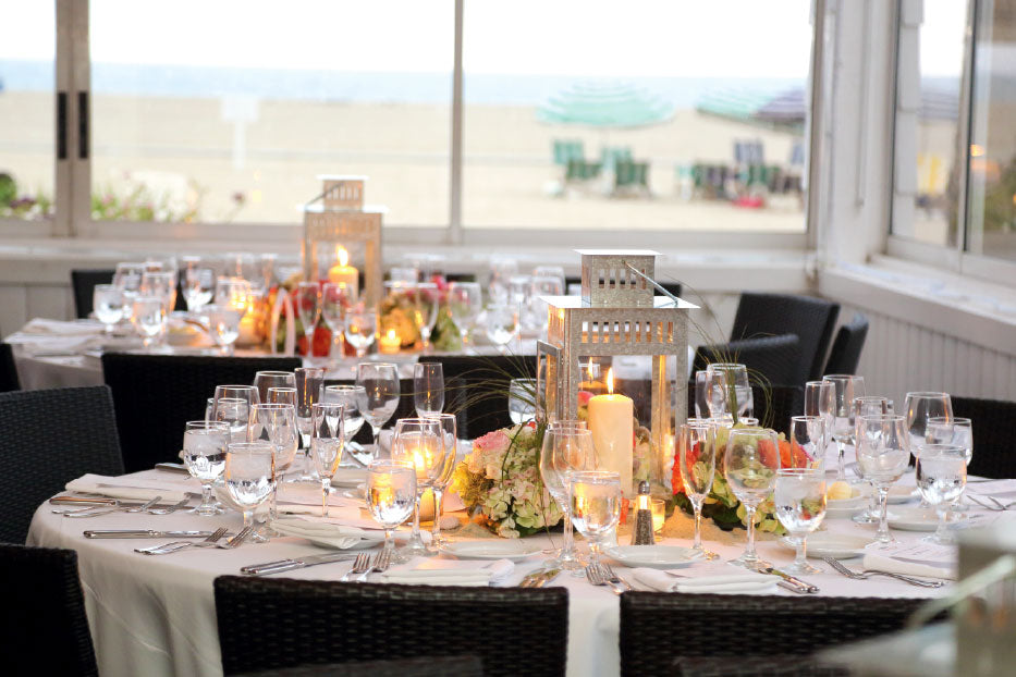 Santa Monica Beach Club Reception