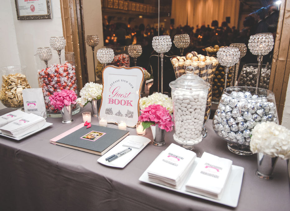 Knickerbocker Hotel Wedding Reception