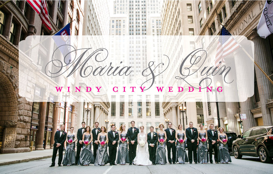 Windy City Wedding Invitations