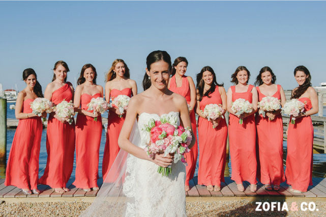 Nantucket Bridal Party