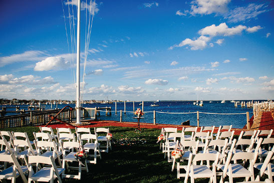 Nantucket Wedding Ocean
