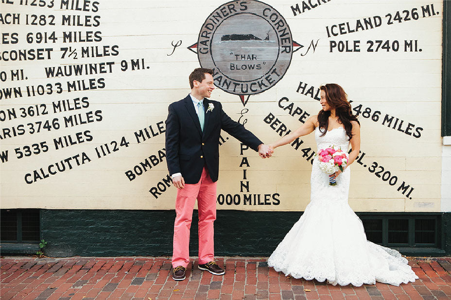 Nantucket Wedding Picture