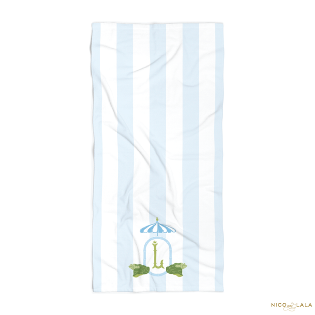 Beach Bachelorette Towels