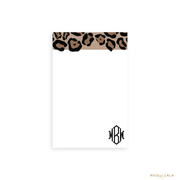 Classic Leopard Notepad