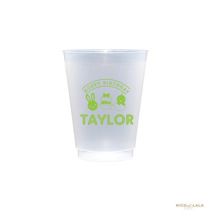 Easter Party Shatterproof Cups