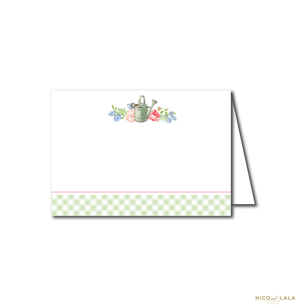 GIRL PETER RABBIT BIRTHDAY FOOD CARDS