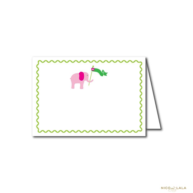 LILLY PULITZER BIRTHDAY FOOD CARDS