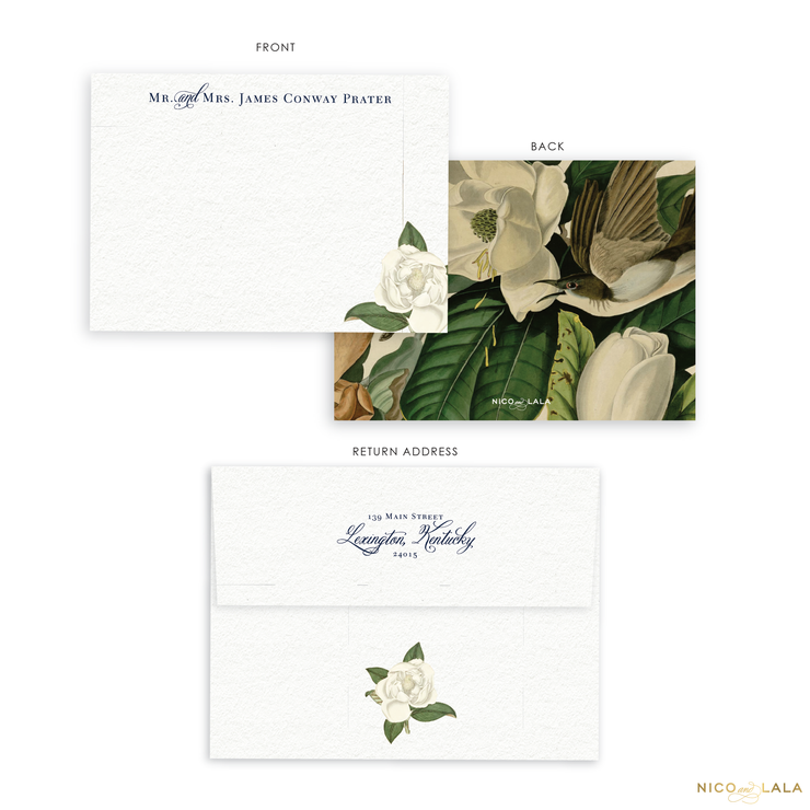 Magnolia Wedding Stationery