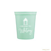 PAGODA PARTY STADIUM CUPS