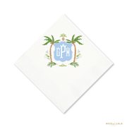 Palm Beach Logo Napkins