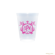 Palm Beach Logo Shatterproof Cups