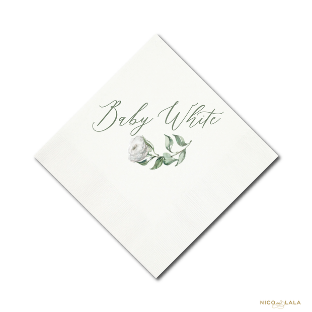 Sophisticated Succulent Napkins