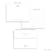 Swiss Dot Stationery