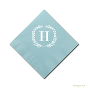 WATERCOLOR WREATH PARTY NAPKINS