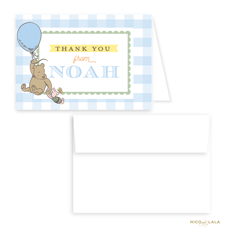 Winnie The Pooh Stationery