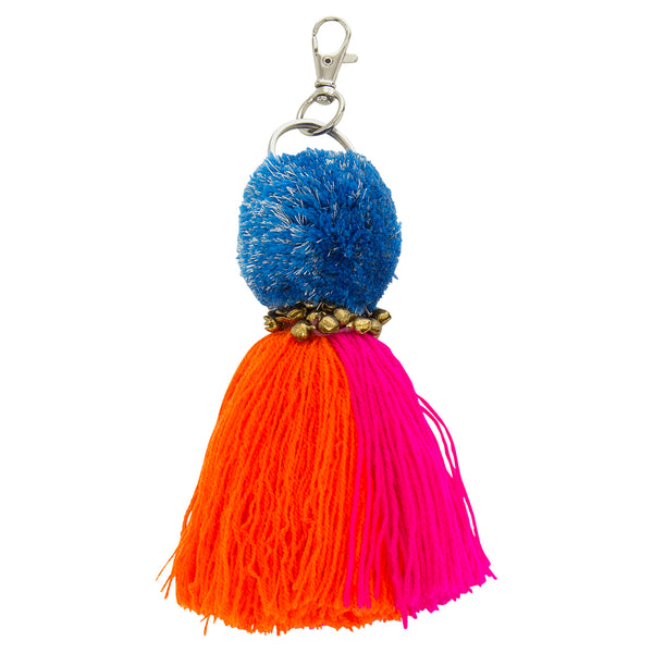 Bell Multicolour Key Ring