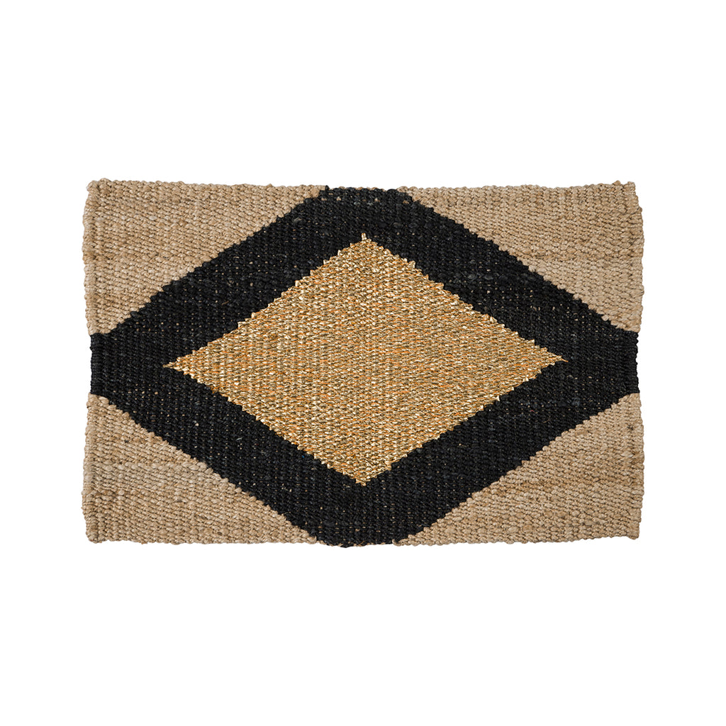 Gem Doormat- Gold