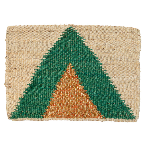 Arrow Doormat- Green