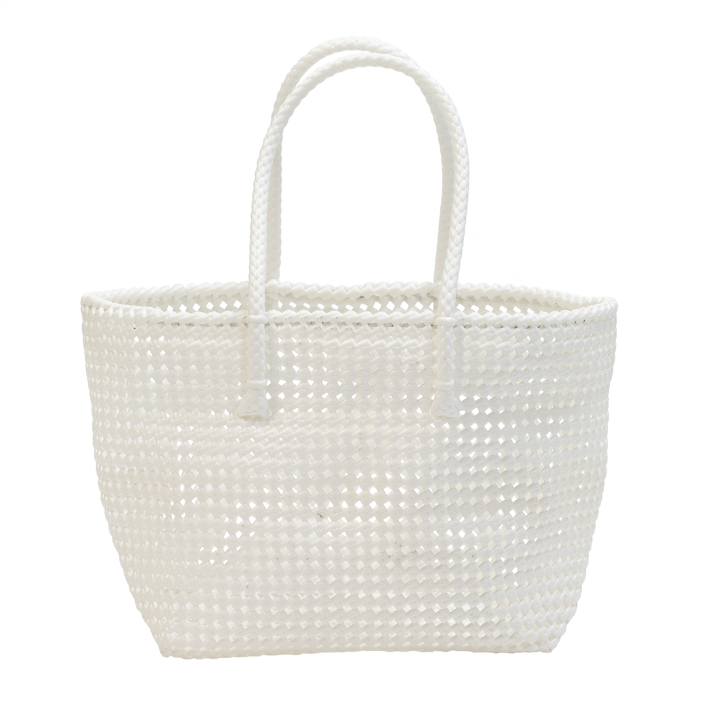 Tommy Tote - White