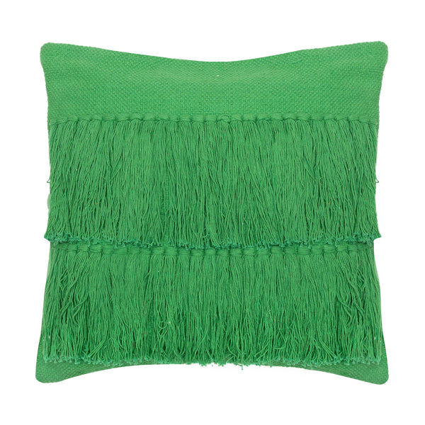 Bangs Cushion 50 x 50cm  - Green