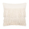 Bangs Cushion 50 x 50cm  - White