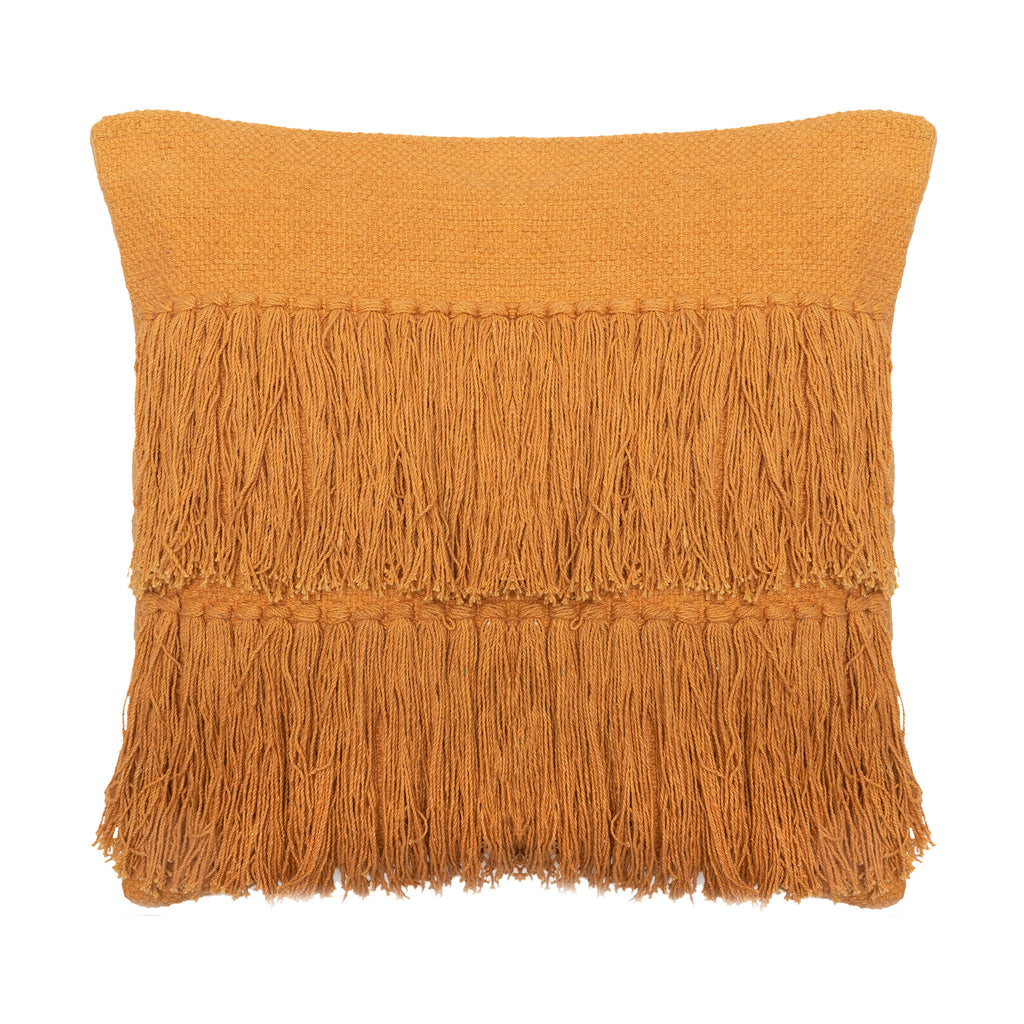 Bangs Cushion 50 x 50cm  - Tan