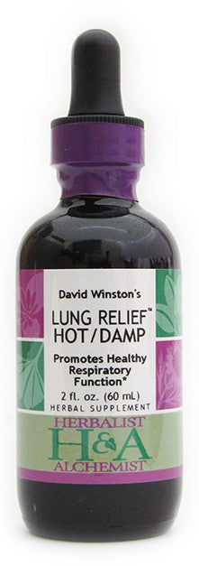 Lung Relief™Hot/Damp