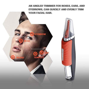 2 in 1 switchblade hair trimmer