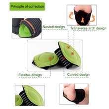 Load image into Gallery viewer, plantar fasciitis support brace pair