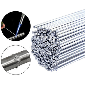 Melt Aluminum Rods Welding Weld Bars Cored Wire
