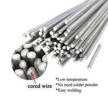 Load image into Gallery viewer, Melt Aluminum Rods Welding Weld Bars Cored Wire
