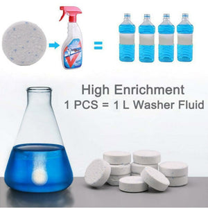 10/20/30/40/50pcs Multifunctional Effervescent Spray Cleaner Set Home Cleaning Concentrate Home Cleaning Tool