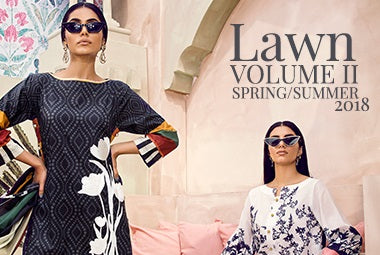 Unstitched Spring/Summer Lawn Vol.2 2018