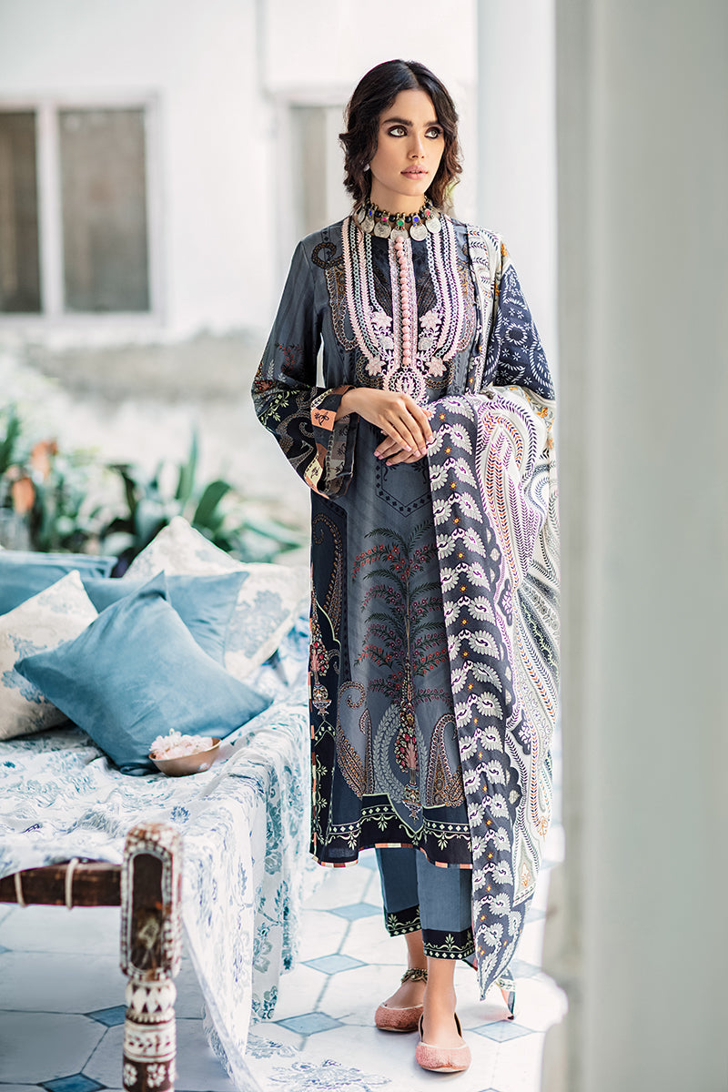 Cross Stitch Online Hazy Dusk Mehek Cotton Satin Collection 2020