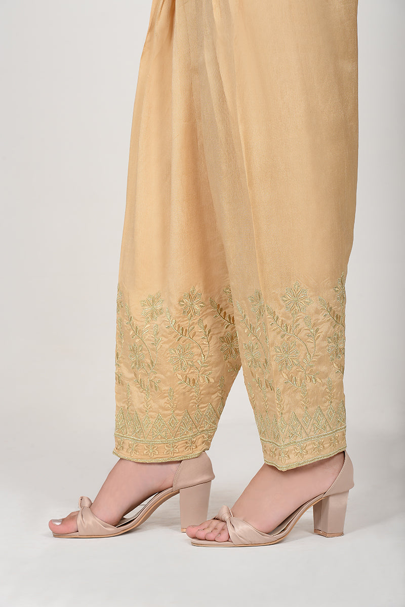 EMBROIDED SHALWAR 3