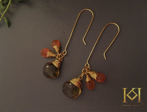 Arieti Gemstone Earrings