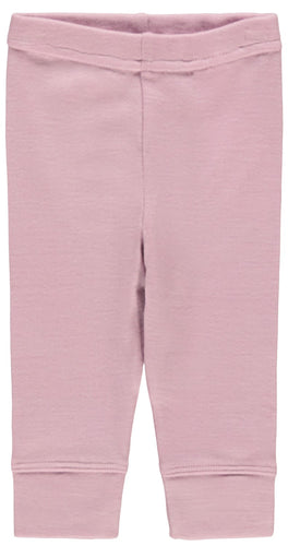 NBFWILLIT Tights Merino Ull Rosa Name It