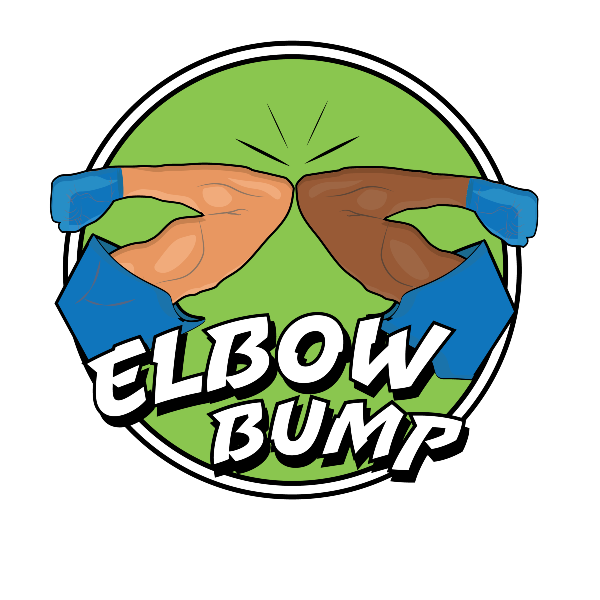 Elbow Bump by Luke Spiteri