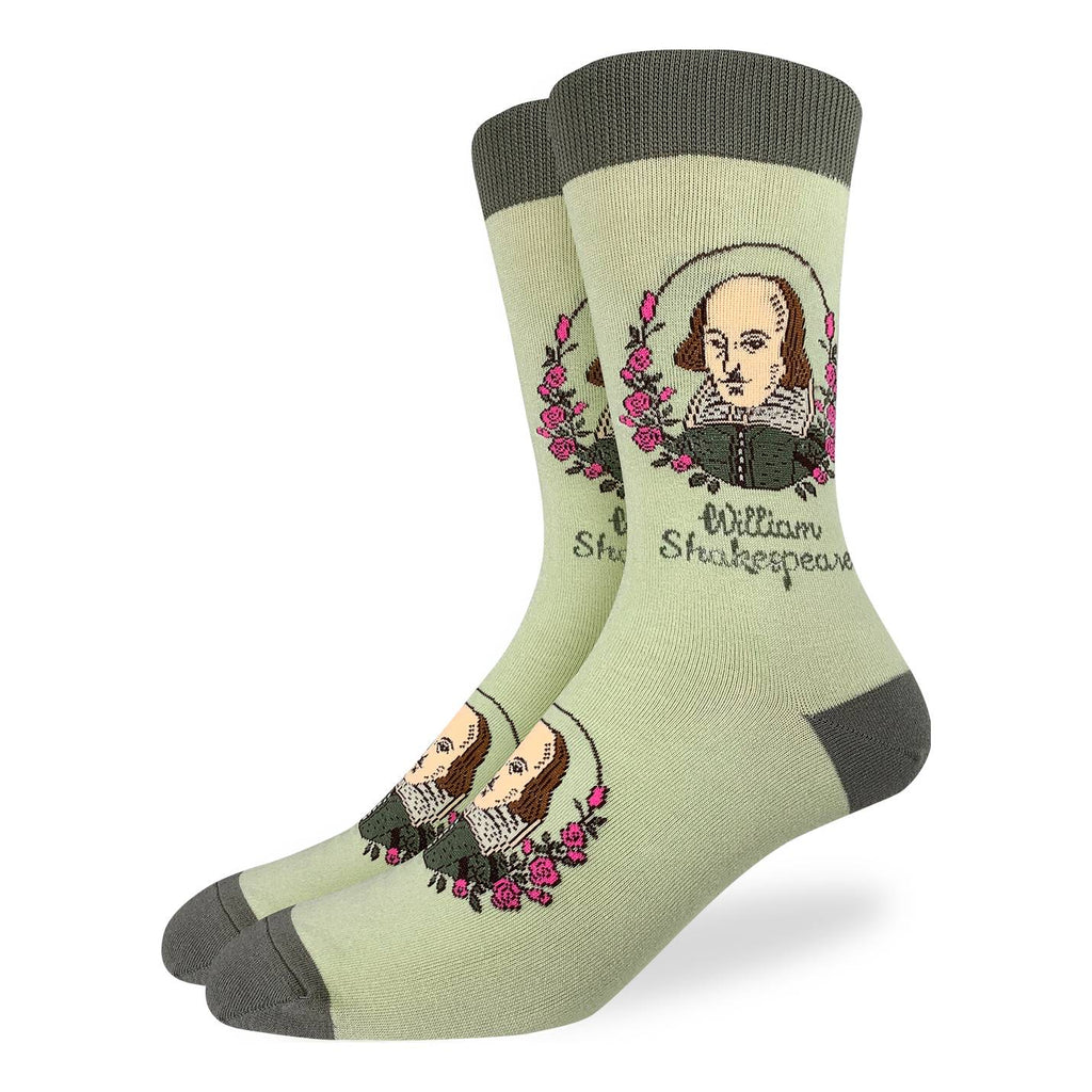 Good Luck Sock: Shakespeare
