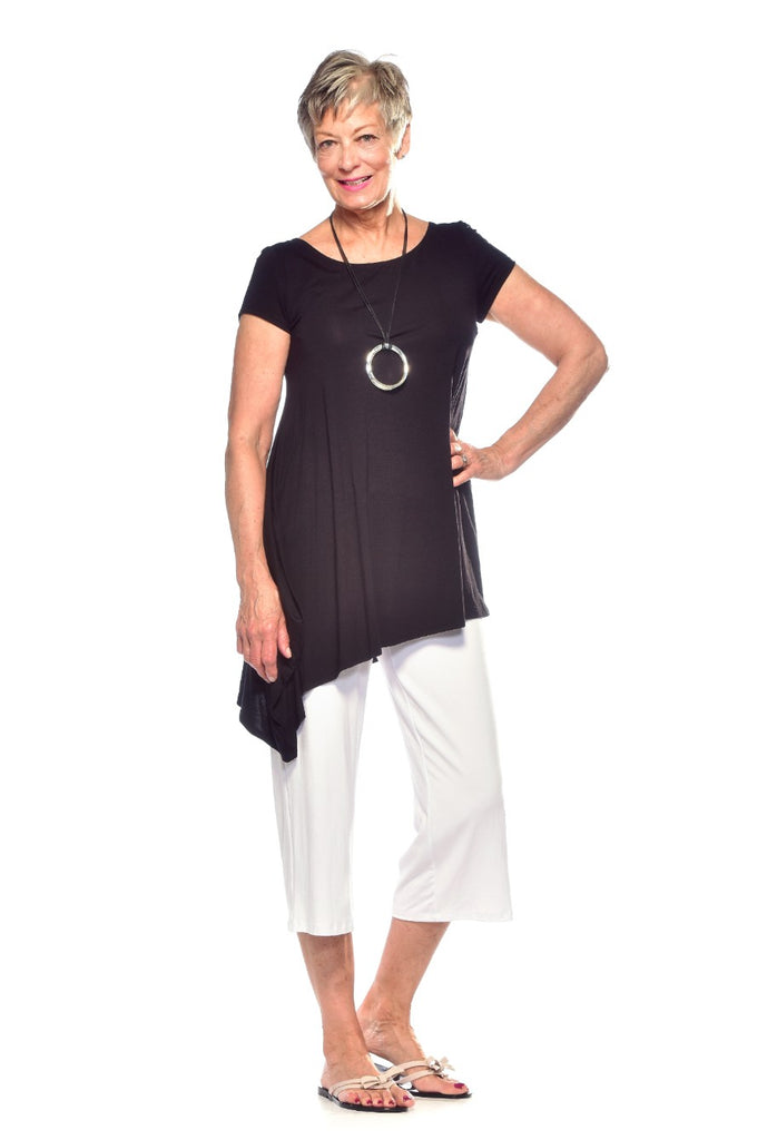 Bamboo Asymmetrical Top (Drop Ship Only)