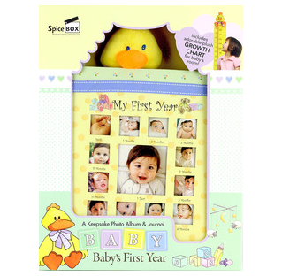 SPICE BOX - Baby's First Year