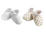 Kushies - Booties (set of 2)