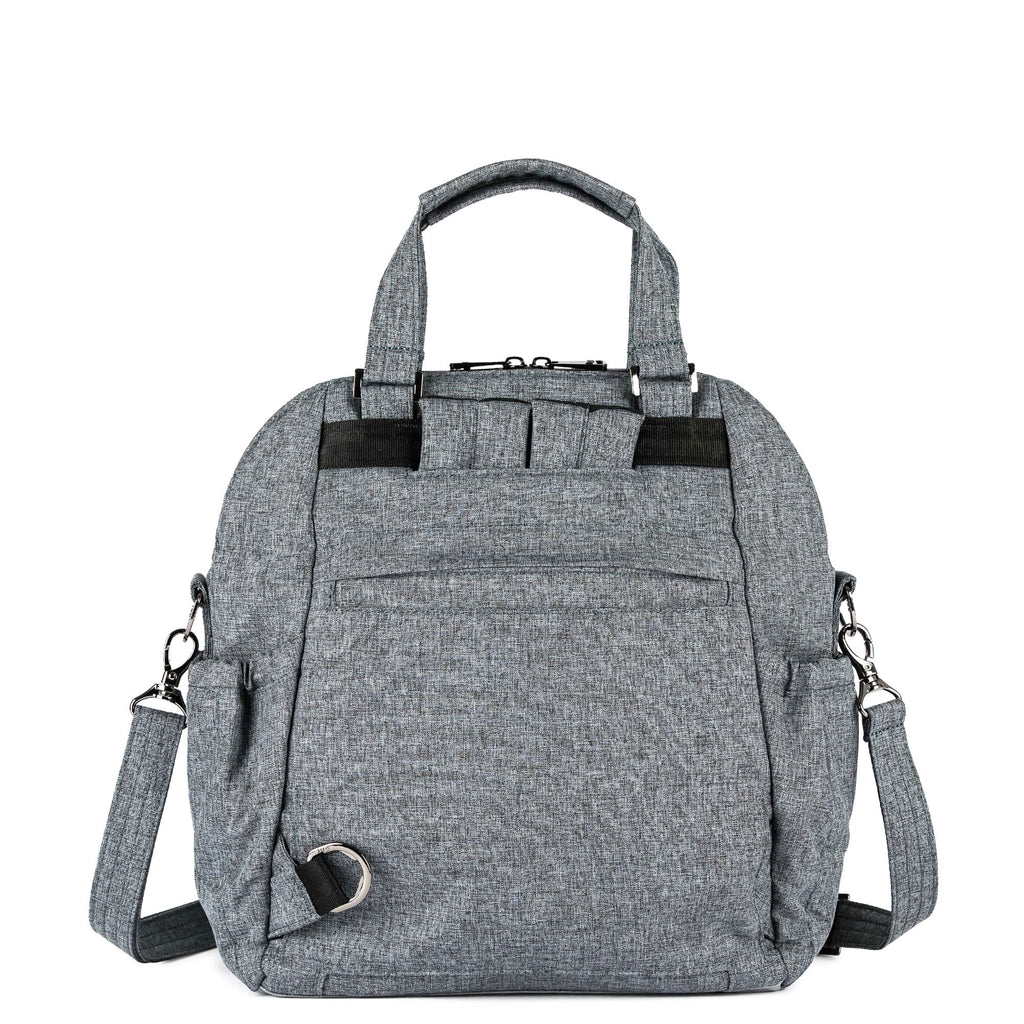 Lug Canter Tote/Crossbody/Backpack (Drop Ship Only)