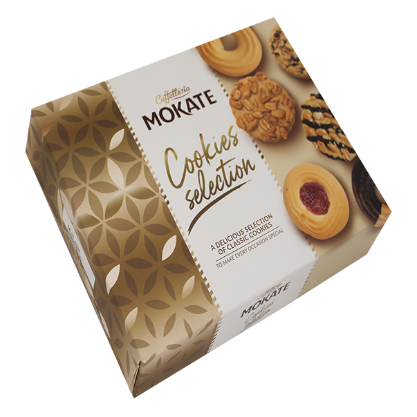 Caffeteria Mokate Cookie Selection (260g)