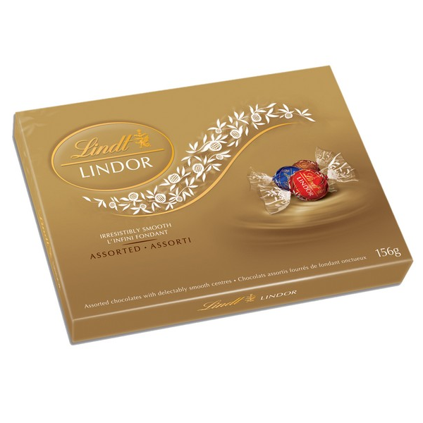 Lindt Assorted Chocolates (156g)