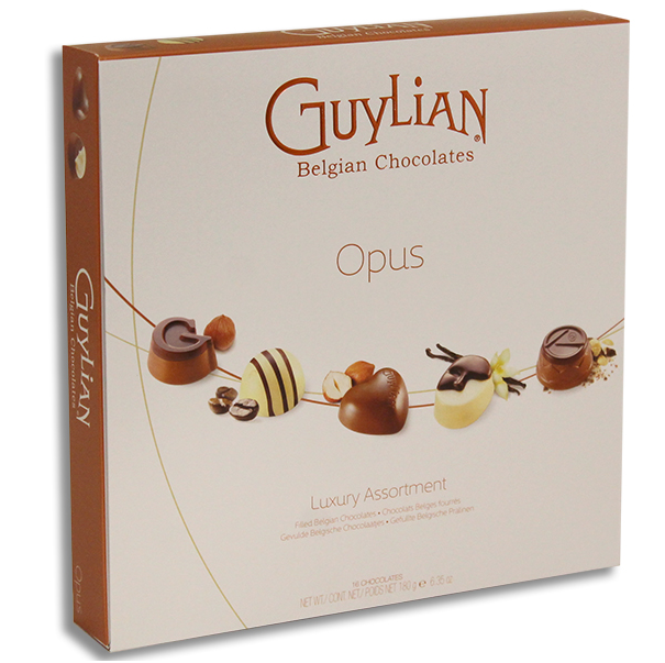 Guylian Belgian Chocolate Opus: Luxury Assortment (180g)